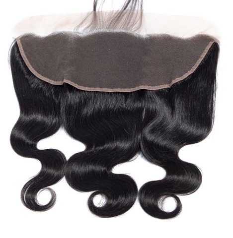 PERUVIAN BODY WAVE 13X4 - Krowntique