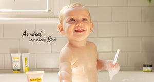 Follow bath time with soothing manuka honey sleep lotion, lovingly made with all natural ingredients