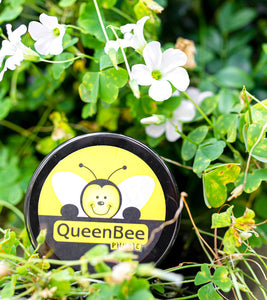 Manuka Honey-enriched baby balm made with all natural ingredients