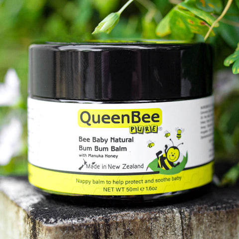 Baby Balm with Manuka Honey