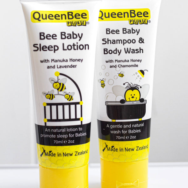 Soothing Baby Sleep Lotion with Manuka Honey