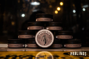 CLAY POMADE (WATER BASED)