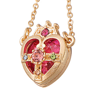 Sailor Moon Crown Ami Regresa Pendant Chain Necklace