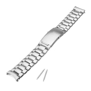 20mm Wristband Bracelet Watchband Replace Strap For Omega (20mm)