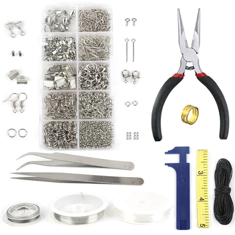 DIY Jewelry Accessories Tool Set