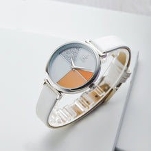 Load image into Gallery viewer, SHENGKE SK K0109 Women Segmentation Quartz Watch