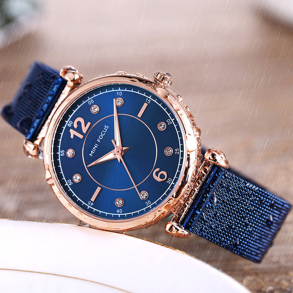 MINI FOCUS MF0177L Elegant Design Ladies Quartz Watch