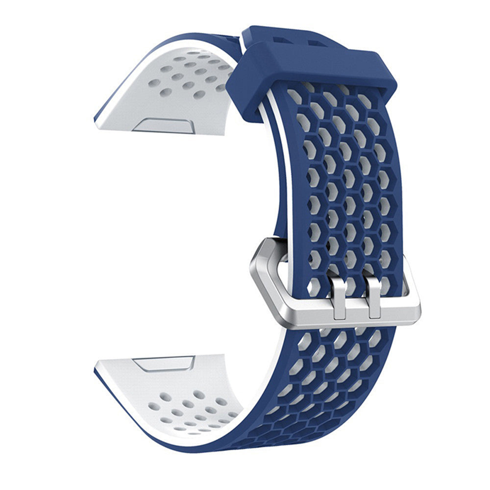 22mm Large Silicone Watch Band for Fitbit Ionic Smart Watch