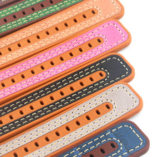 Load image into Gallery viewer, 22mm Leather+Silicone Watchband Replacement for Fitbit Blaze