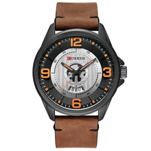 Load image into Gallery viewer, CURREN 8305 3D Number Design Date Display Men Wrist Watch