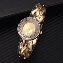 Load image into Gallery viewer, Fashion Leaf Design Hollow Women Quartz Watch