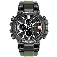 Load image into Gallery viewer, SMAEL 1803 Dual Display Digital Watch