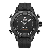 Load image into Gallery viewer, WEIDE WH7301 Silicone LED Sport Dual Display Digital Watch