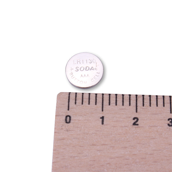 50PCS AG10 LR54 389 SR1130 LR1130 1.5V Watch Battery Cell Button Coin Battery For Watch Electronic Calculator