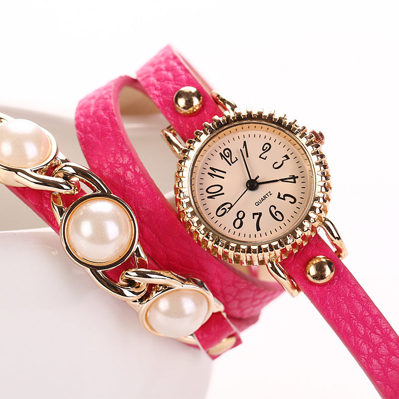 Fashion Ladies Dress Watch Bracelet Quartz Watch