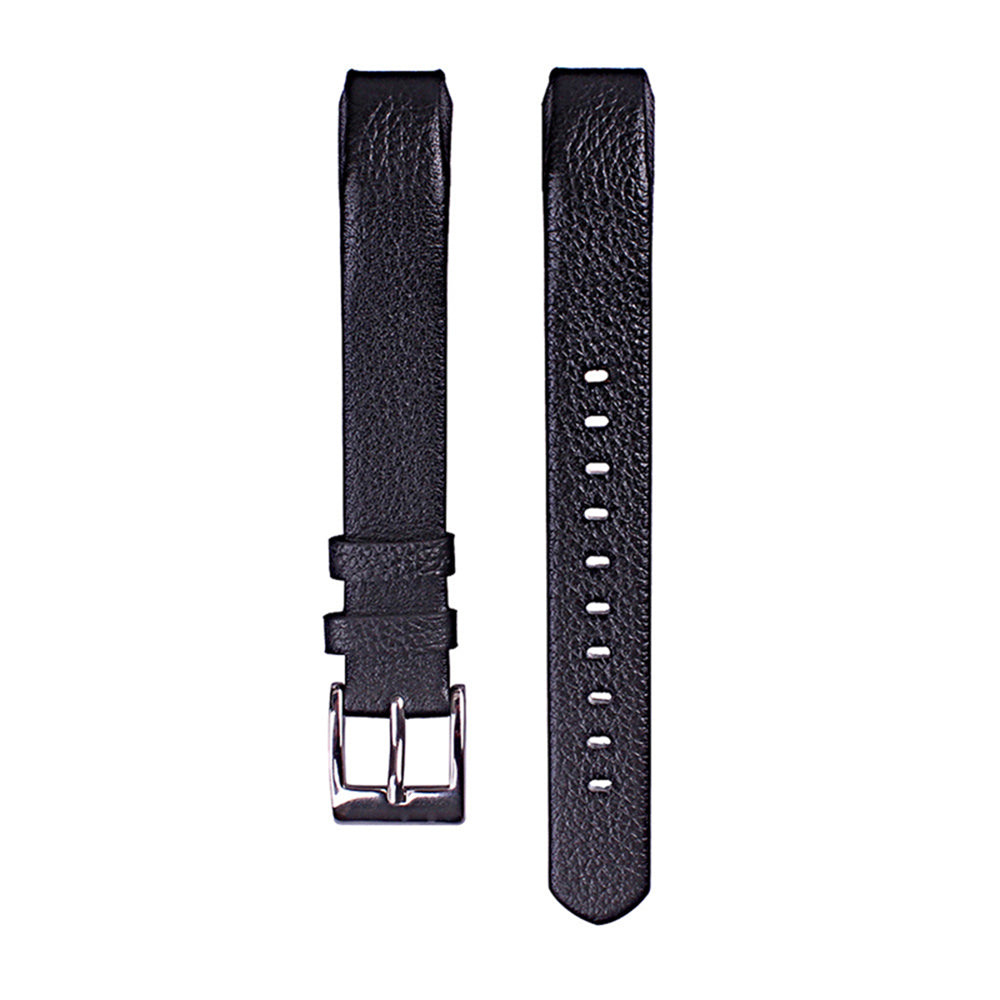 14mm Leather Watch Band Replacement for Fitbit Alta