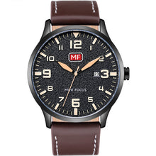Load image into Gallery viewer, MINI FOCUS MF0158G Ultra Thin Casual Style Men Watch