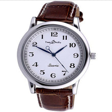 Load image into Gallery viewer, Retro Style Reverse Time Movement Couple Watches