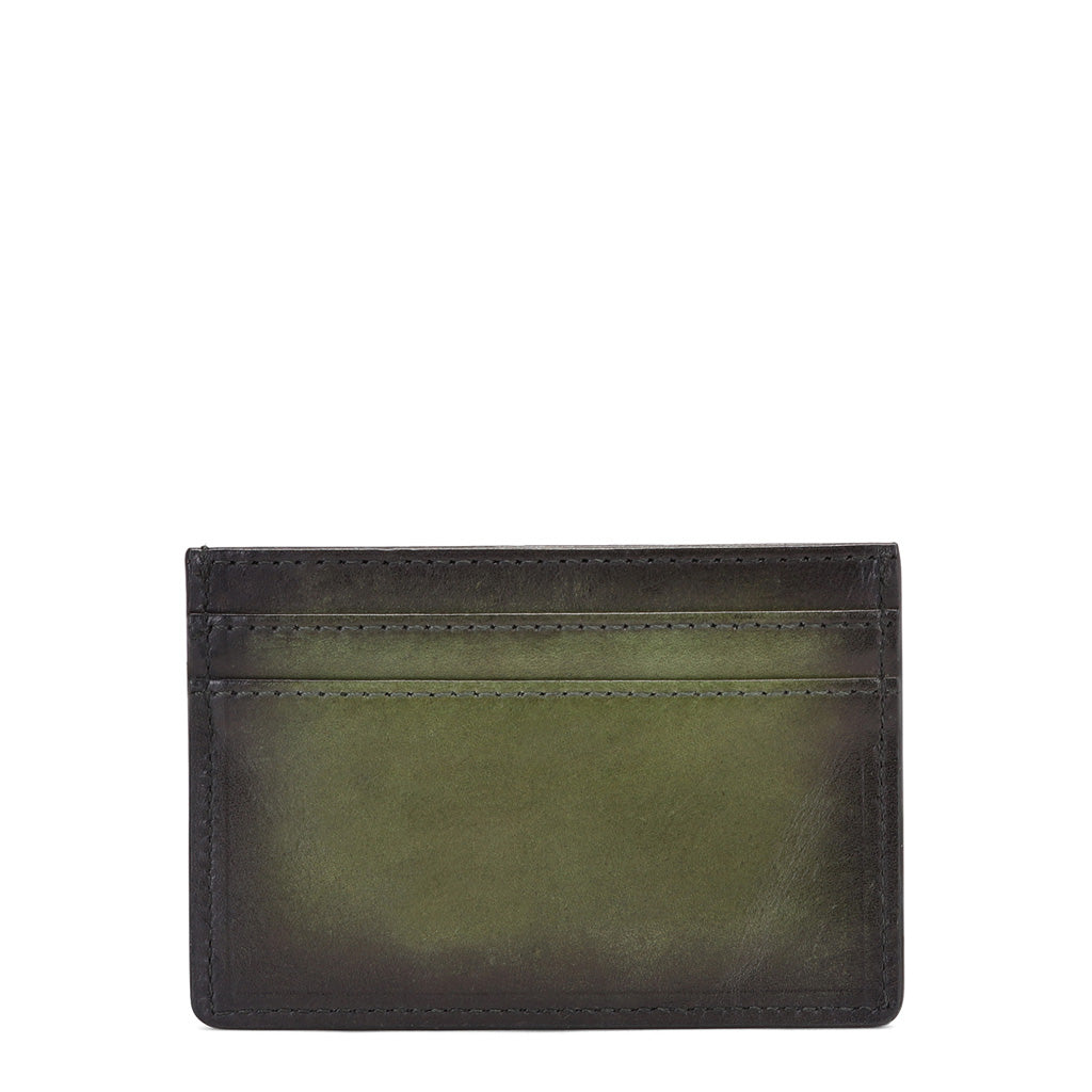 Olive Men's Wallet Set