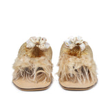 Feather Sea Shell Flats - SaintG India