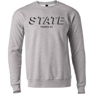 Tennis Crewneck Grey