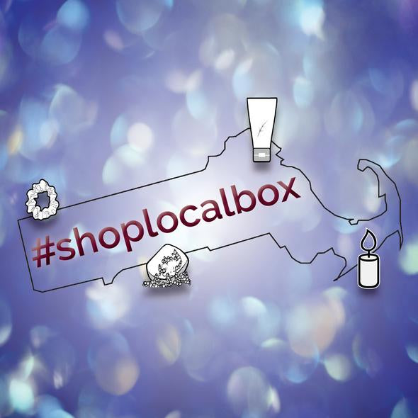 February #ShopLocal Box - Faszewski Studios