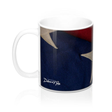 Flag Themed Mug 11oz (Patriotic Collection)
