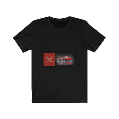 1965 Corvette Stingray Original Designed  Unisex  Short Sleeve Tee Shirt