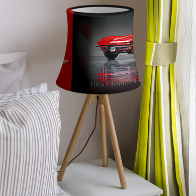 1965 Corvette Stingray Lamp Shade