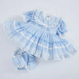 Felicity Spanish Lolita style 2 piece dress