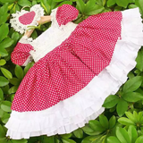 Bonnie - Spanish lolita style dress