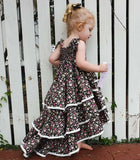 Arianna Living Doll Ph high low dress