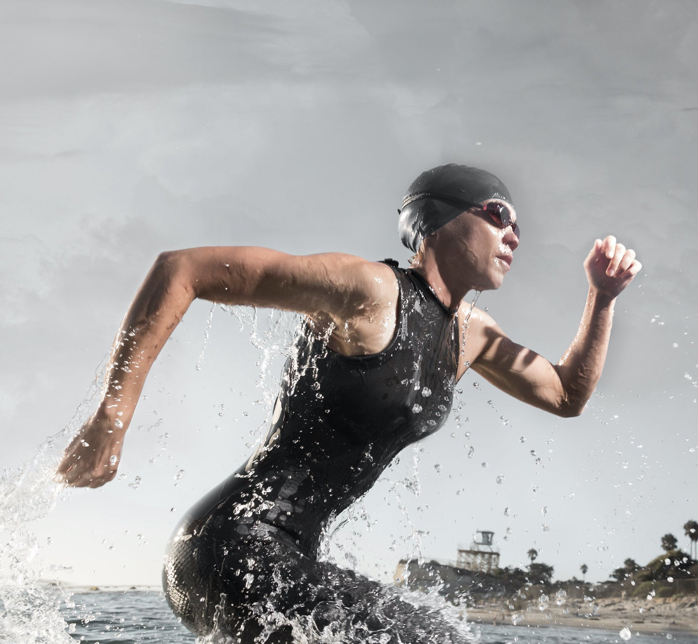 Triathlon Swim Gear & Accessories