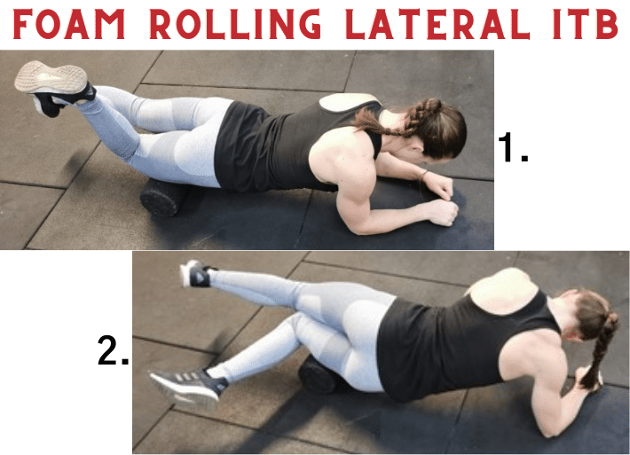 Exercises to prevent and treat runner's knee | Common injuries for triathletes and runners | Foam roller