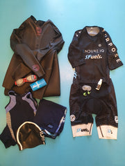 Swim Kit for 70.3, Ironman and long course triathlons
