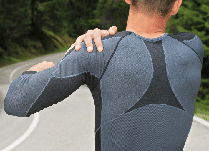 Common injuries for runners and triathletes | Swimmer's shoulder