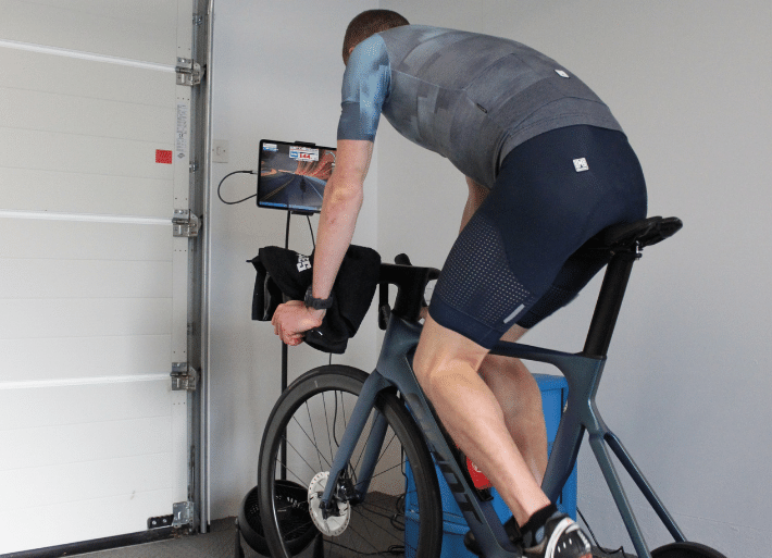 Bike Turbo drill workouts sessions for triathlon power | by Tom Davis