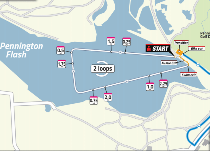 Ironman UK Bolton 2021 | Triathlon Race Course Tips | Swim Course