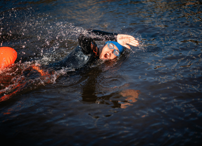 Open water swimming | Training tips for cold water