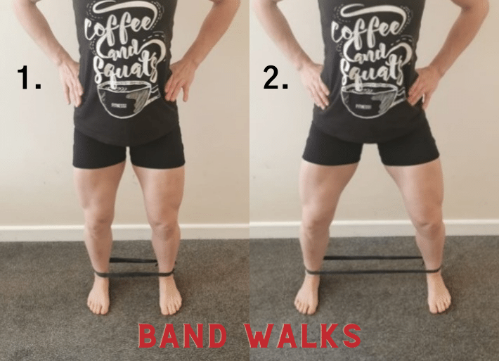 How to treat and prevent ITB syndrome | Band Walk