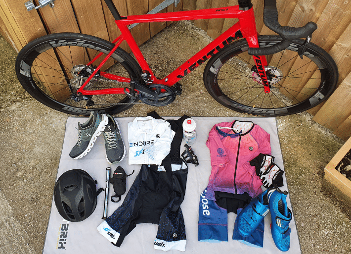 Ironman UK Bolton 2021 | Triathlon Race Kit