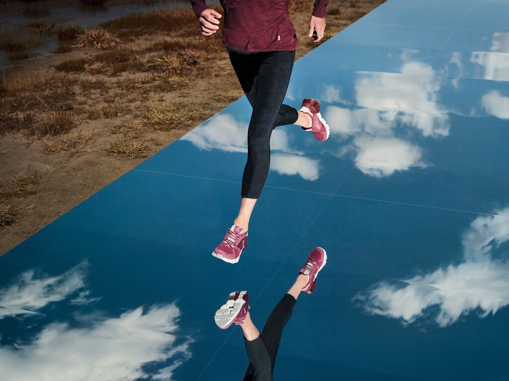 Run On Clouds   On performance running shoes   Tech info