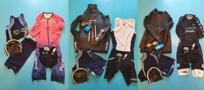 Full triathlon kit