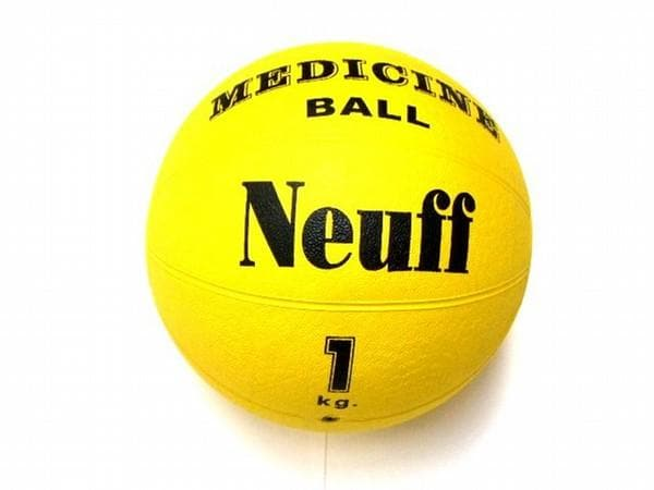 medicine ball by Neuff