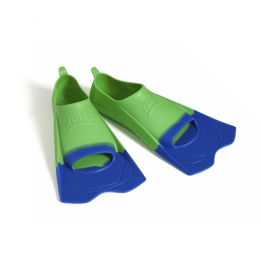 Zoggs Ultra Blue Training Fins