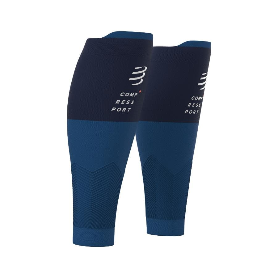 CompresSport R2V2 Calf Guards Blue