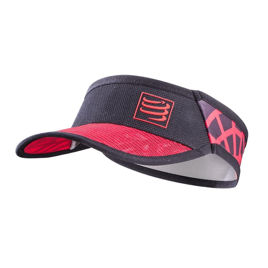 CompresSport spiderweb ultralight visor for running