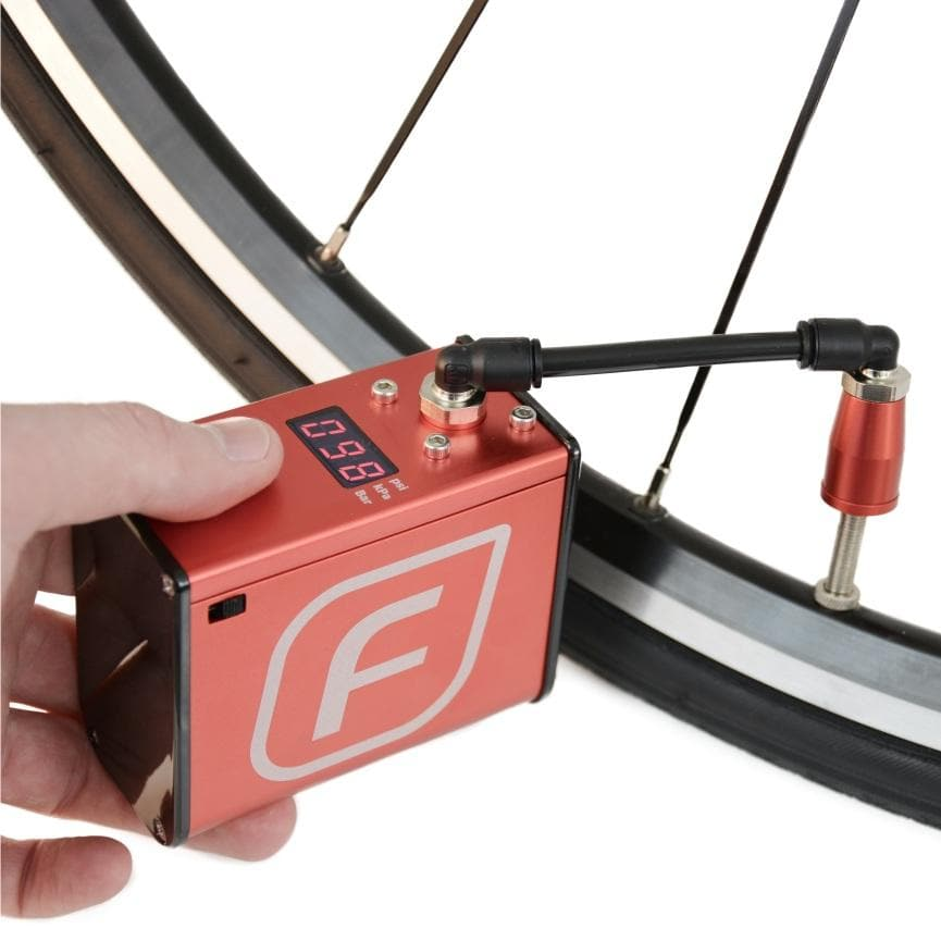 Lithium Powered Fumpa Bike Pump