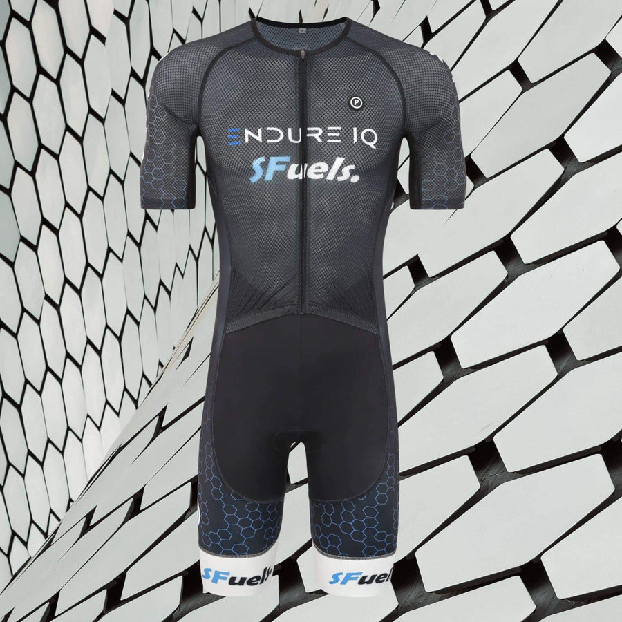 Purpose Pro Performance Tri Suit (EndureIQ Edition Black)