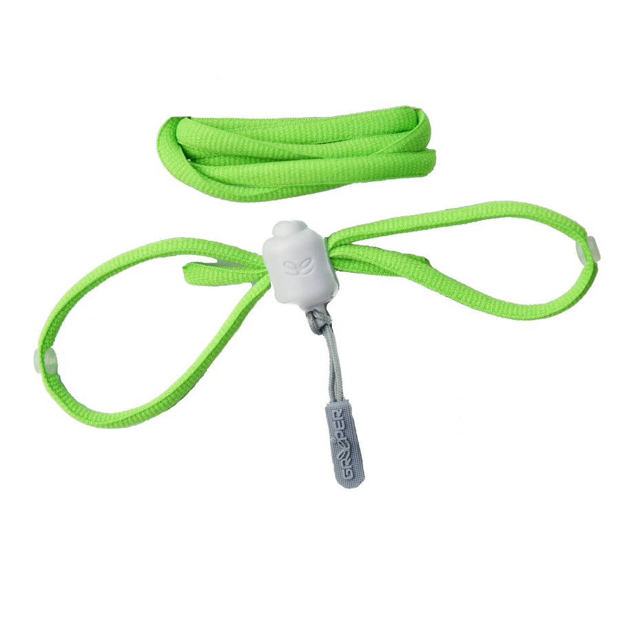 Greeper Triathlon laces green